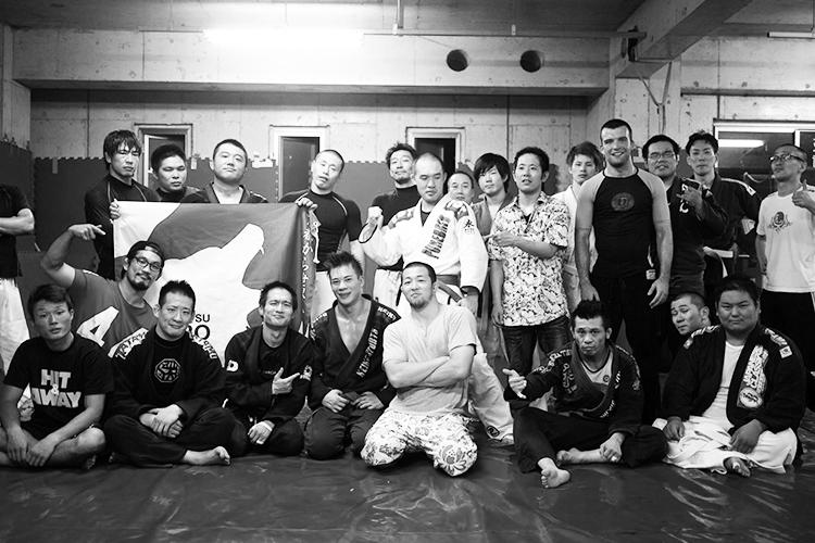 海外格闘家